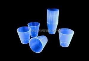 verres fluo pour soirée fluo
