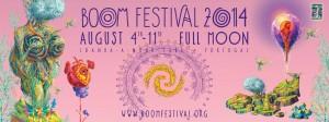 voyage psychédélique : Boum Festival 2014