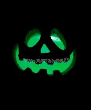 Halloween citrouille à LEDs