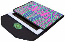 Housse iPad UV active Space Tribe